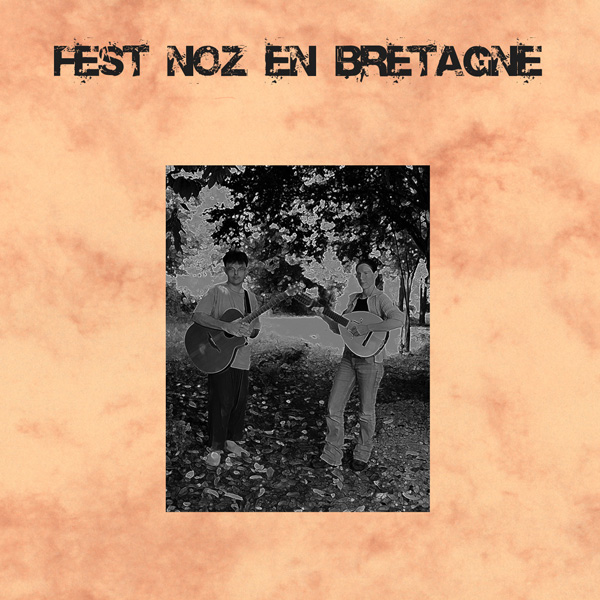Brunet Sorette, fest-noz en Bretagne, cd