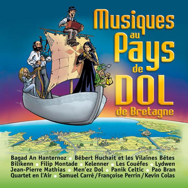 Musique au Pays de Dol, cd