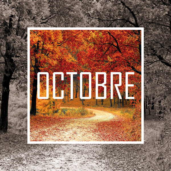Octobre, cd