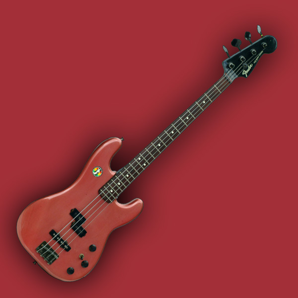 Guitare basse Fender Jazz Bass Special