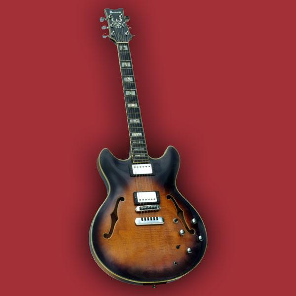 Guitare électrique Ibanez Artist AS200AV